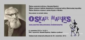 Oskar Mariks